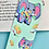 Thumbnail: Ellie the Elephant Bookmark  - Cute Bookmark