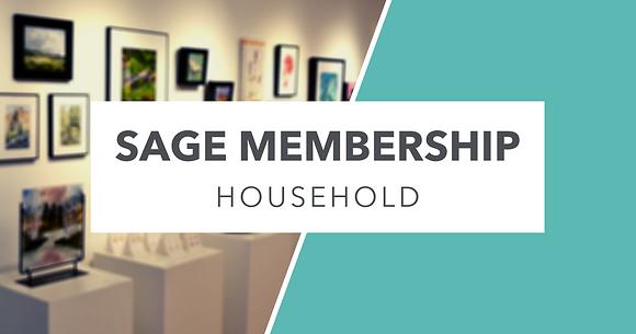 Artist Membership- Household