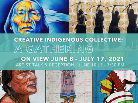 Meet the Artists: Creative Indigenous Collective @SAGE