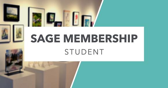 Artist Membership- Student