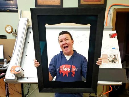 Local Frame Shops Persevere through Coronavirus
