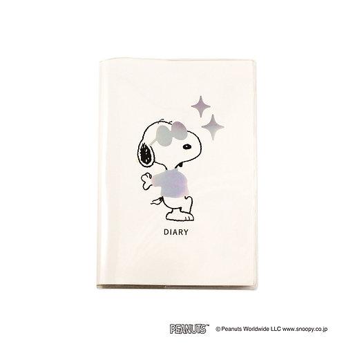 スヌーピー手帳 B6ウィークリー ジョー・クール