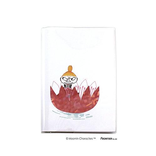ムーミン手帳 B6ウィークリー フラワー