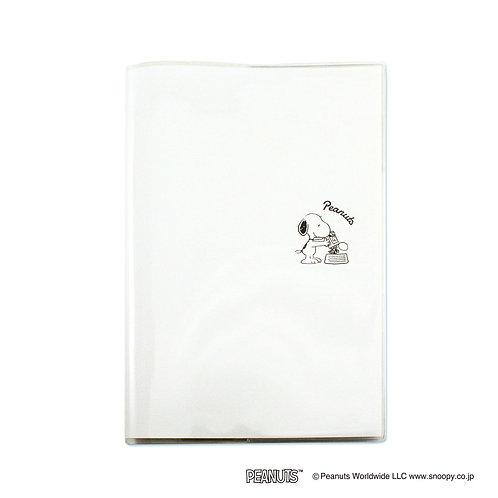 スヌーピー手帳 A5マンスリー ホワイト