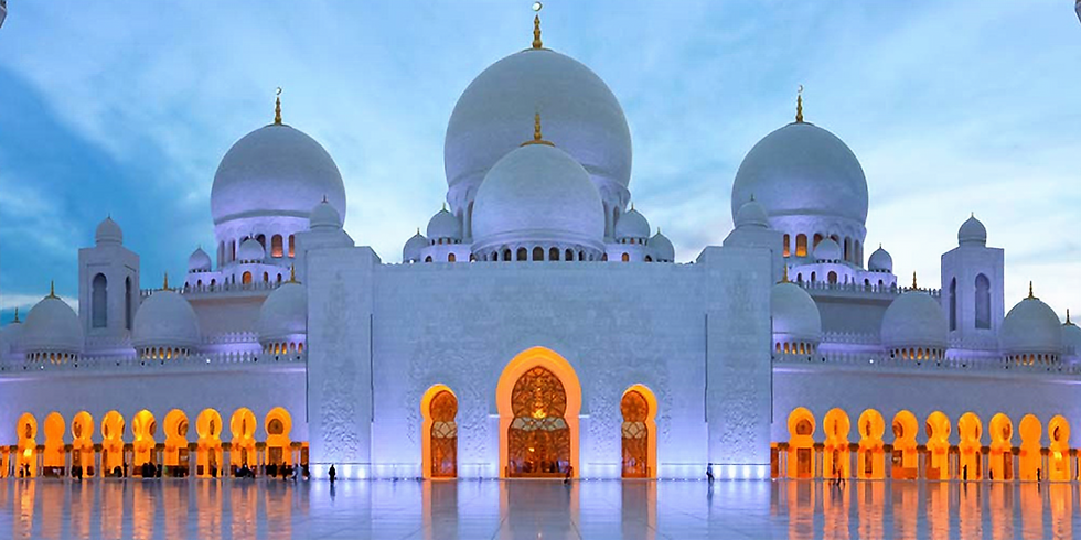 PREMIUM: VIATGES MARESME - CREUER DUBAI I LLEGENDES D'ARÀBIA - CRUCERO DUBAI Y LEYENDAS DE ARABIA