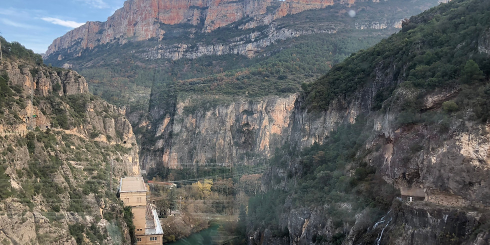 PRO WALKERS: CAP DE SETMANA AL MONTSEC - FIN DE SEMANA (PRO) EN EL MONTSEC