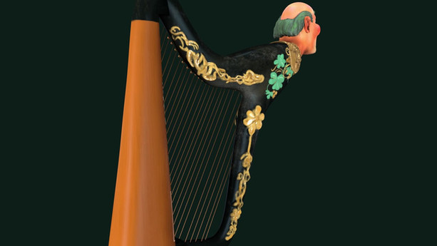 Talking Harp. 2019.