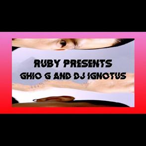 Tomorrow night _ruby.hk with my bro _ghi