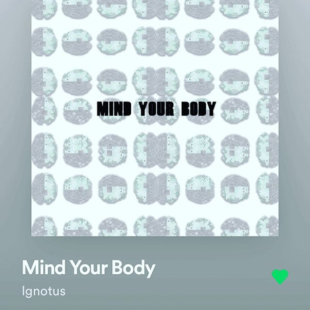 My track Mind Your Body is finally out o