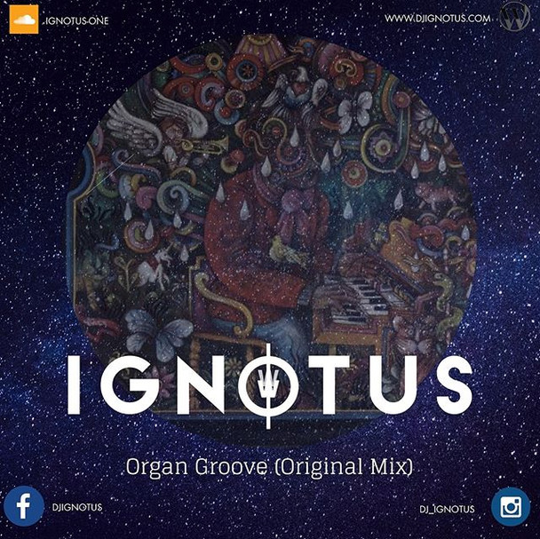 organ-groove-ignotus! I'll be dropping t