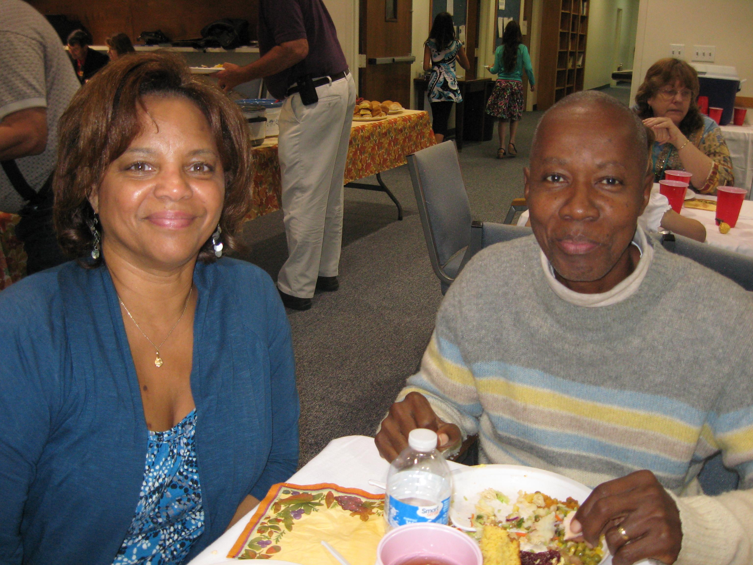 Bernard & Cheryl