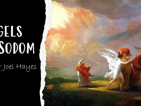 Angels at Sodom
