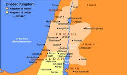 divided-North-Southern-Kingdom