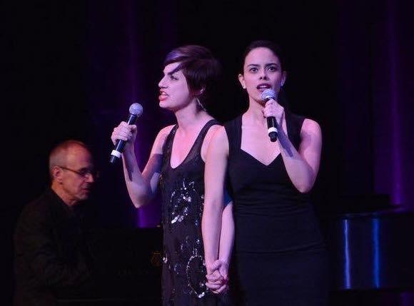 Emily Iaquinta and Jeanine Bruen