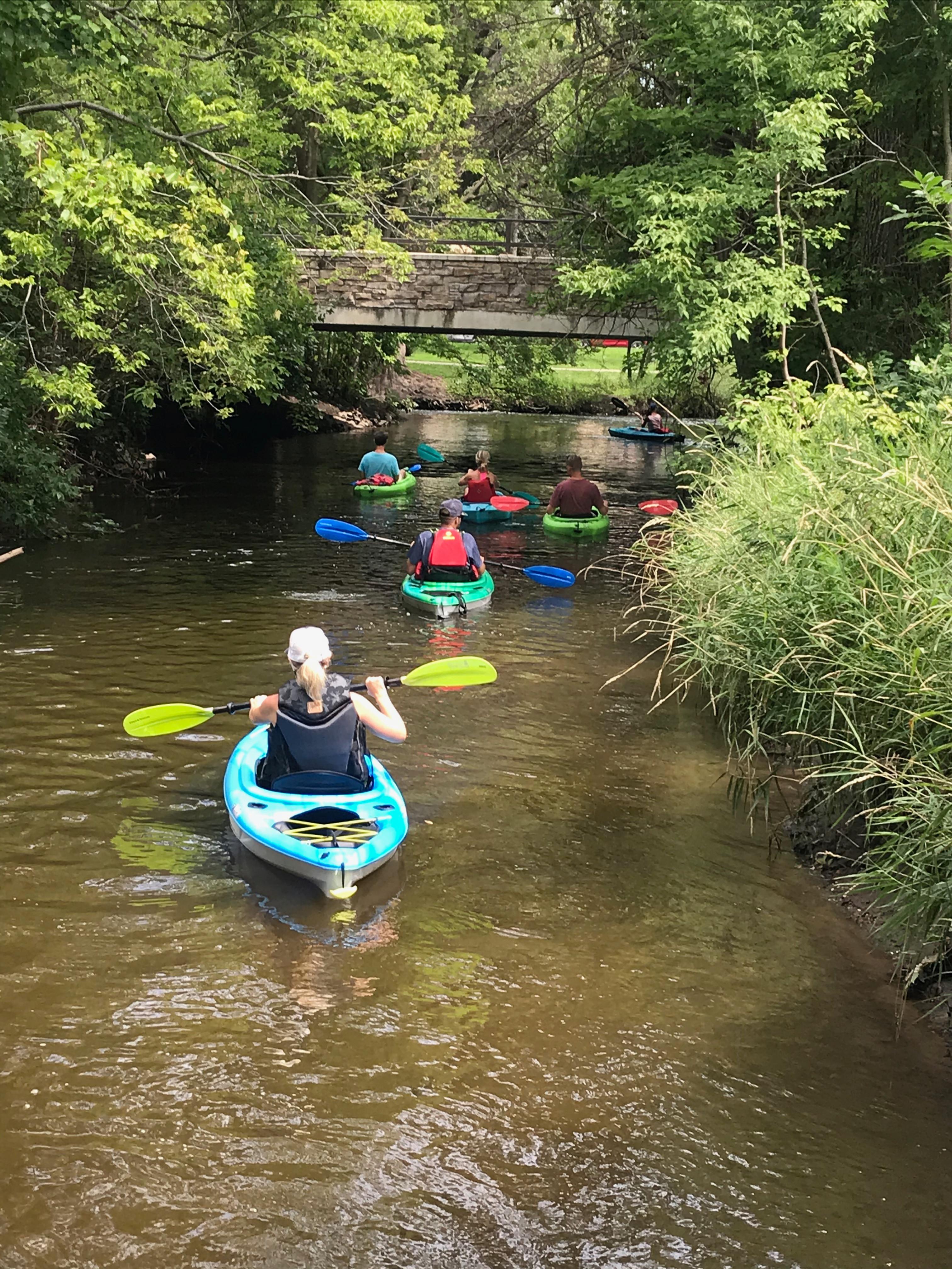 2.5 - 3 Hour Full Service Kayak Rental