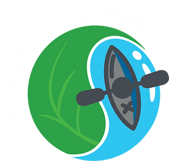 Kayak the Creek_RGB Logo_whiteTEXT & SWO