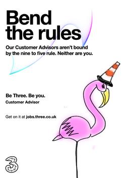 Three Retail Poster Flamingo.png