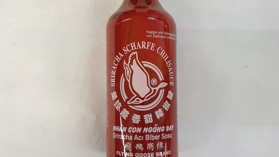SRIRACHA Chilli Sauce 455ml