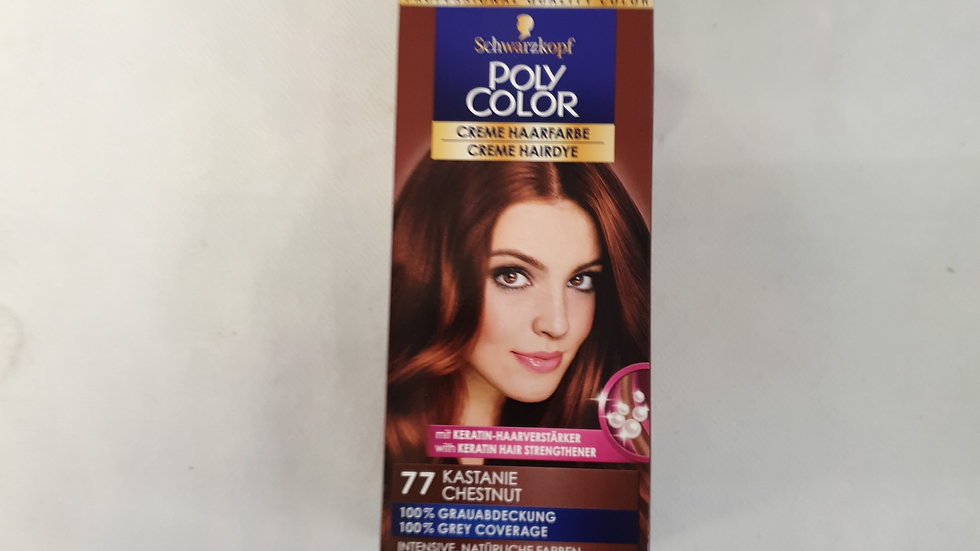 POLY COLOR Kastanie 50ml