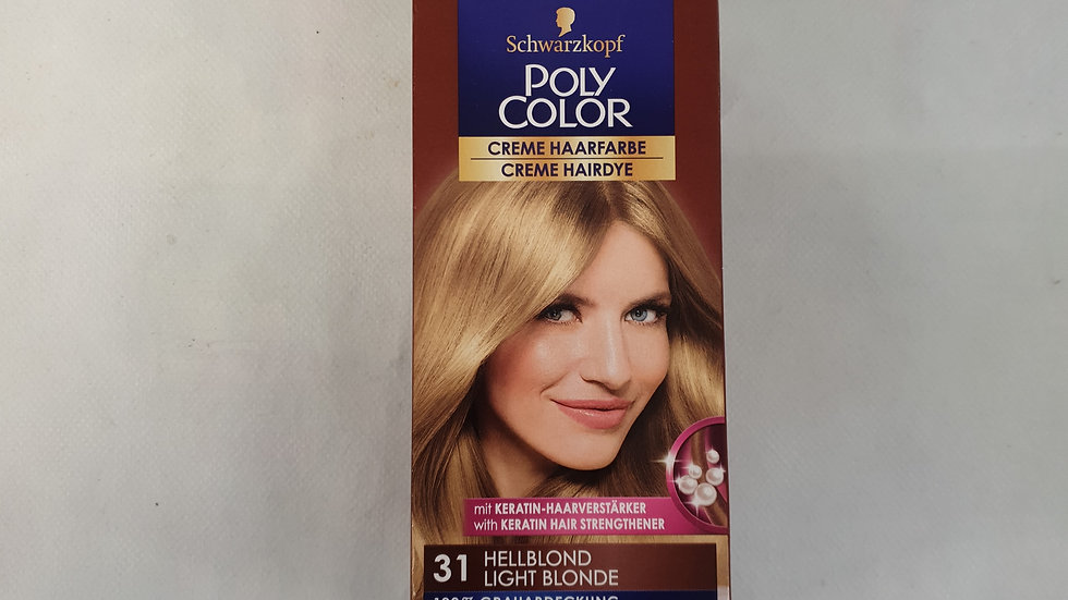 POLY COLOR Hellblond 50ml