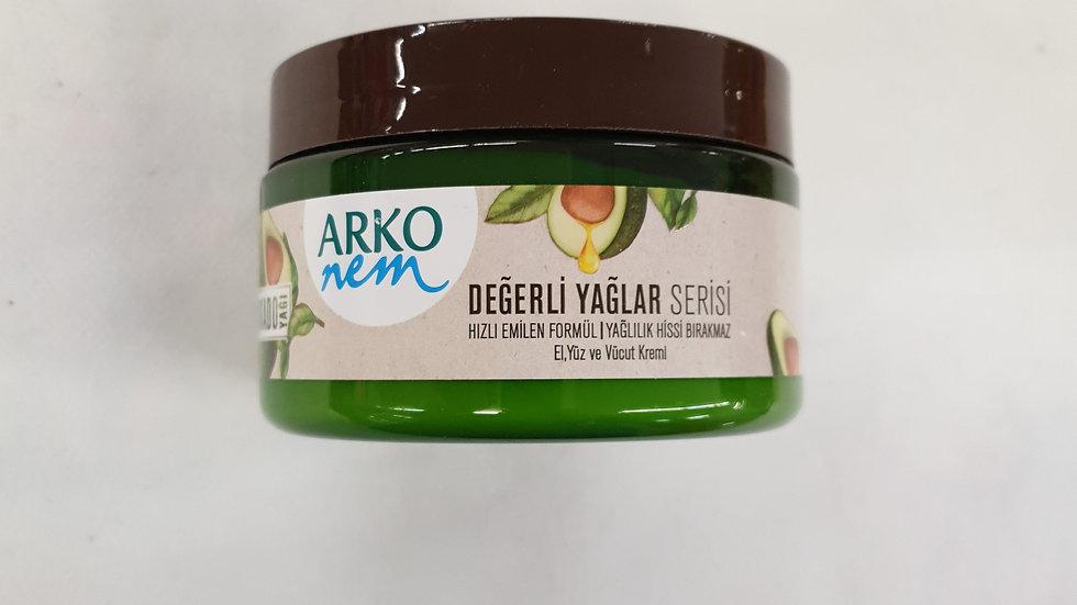 ARKO Avokado Creme 250ml