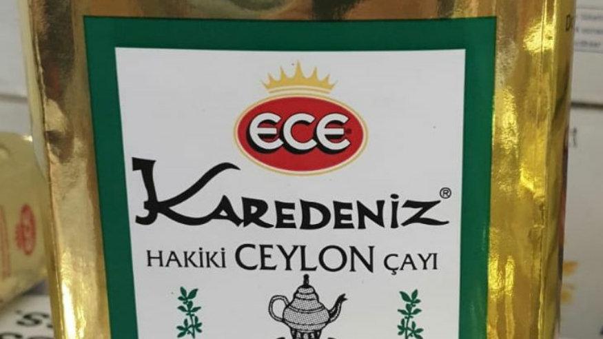 KAREDENIZ Ceylon Tee