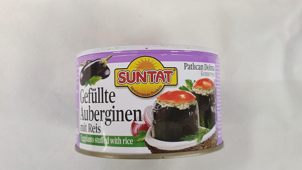 SUNTAT Aubergiene mit Reis 350g