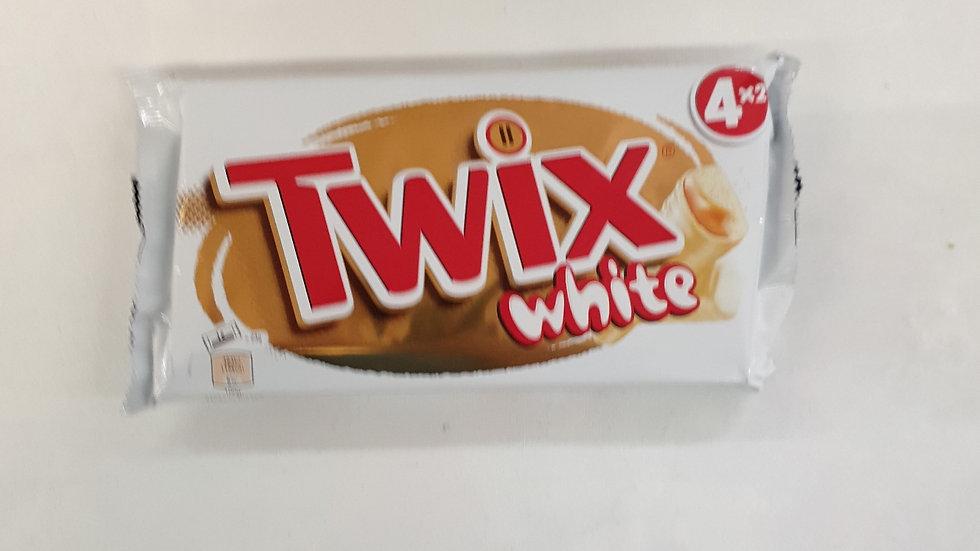 TWIX Weiss 184g