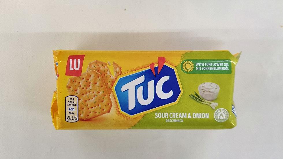 TUC Sour Cream mit Knoblauch 100g