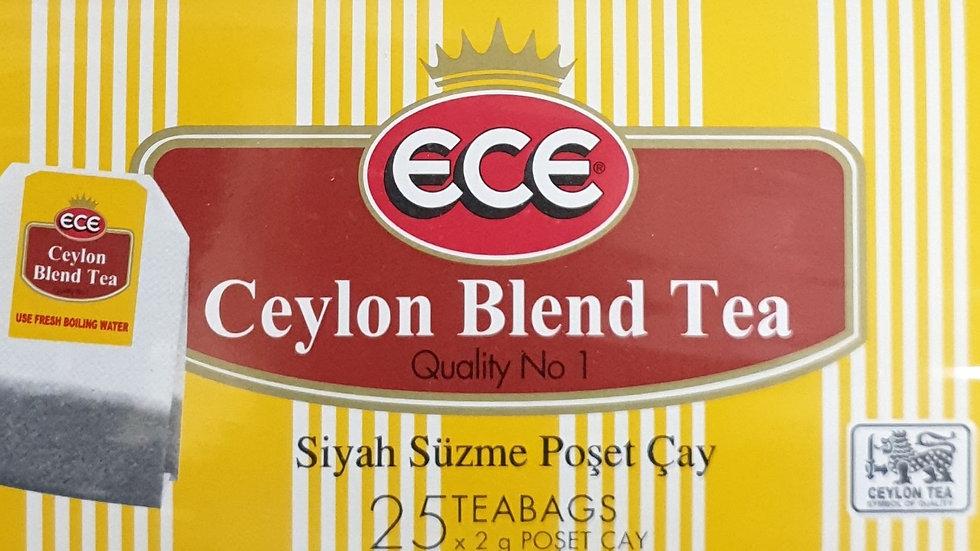 ECE Ceylon Tee 25 Stk.