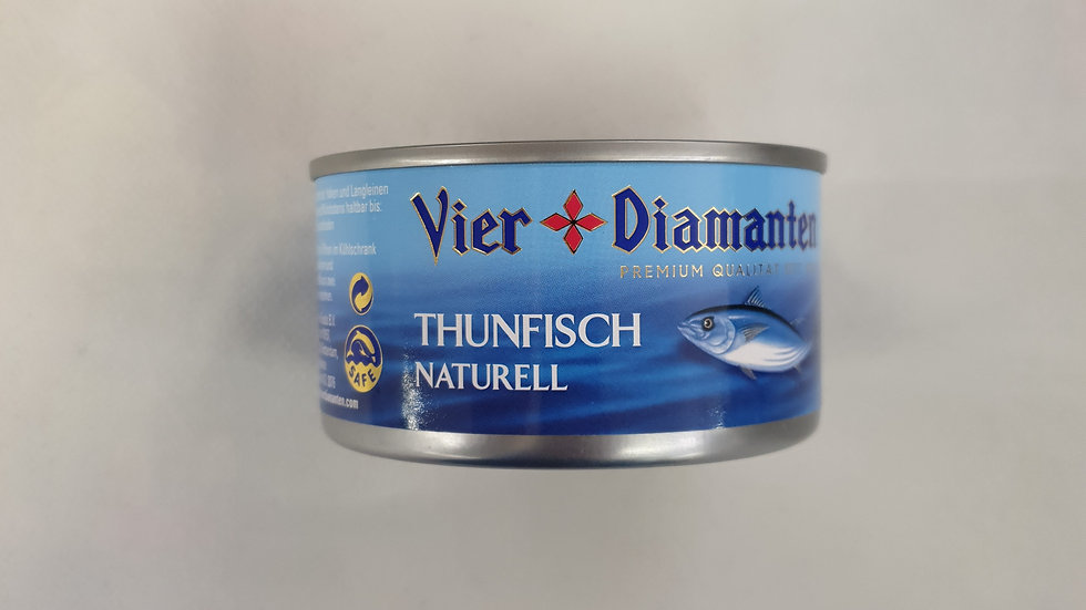 VIER DIAMANTEN Thunfisch 195g