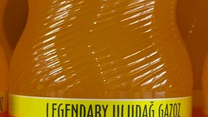 ULUDAG Gazoz Orange 0.5L
