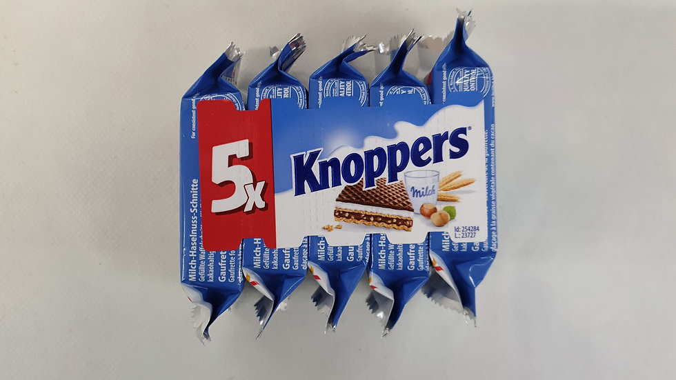 KNOPPERS 125g