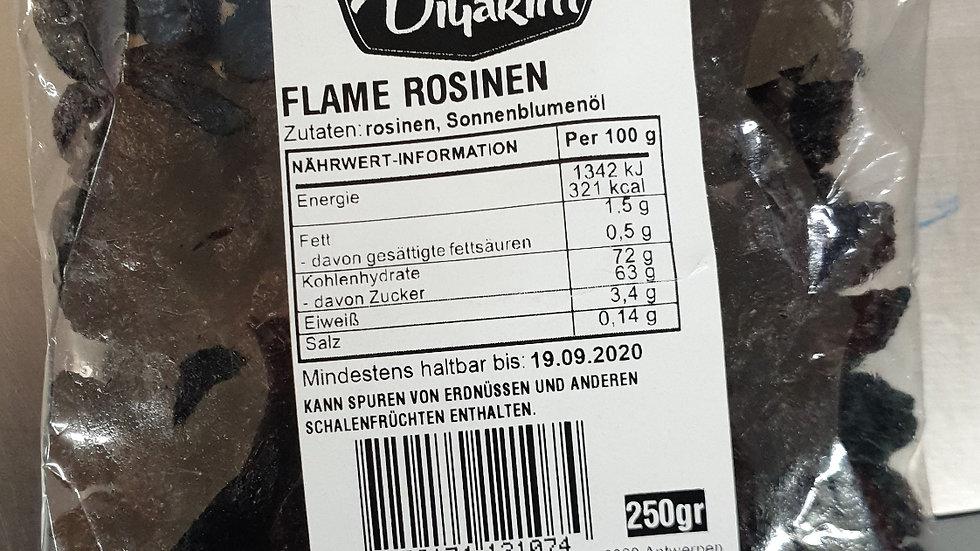 DIYARIM Schwarze Rosienen 250g
