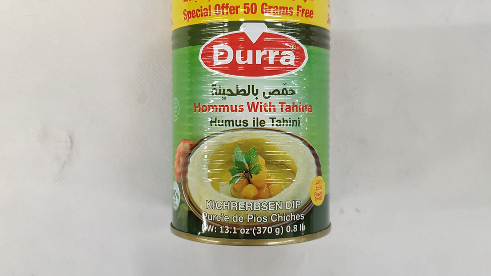 DURRA Humus Tahina 370g