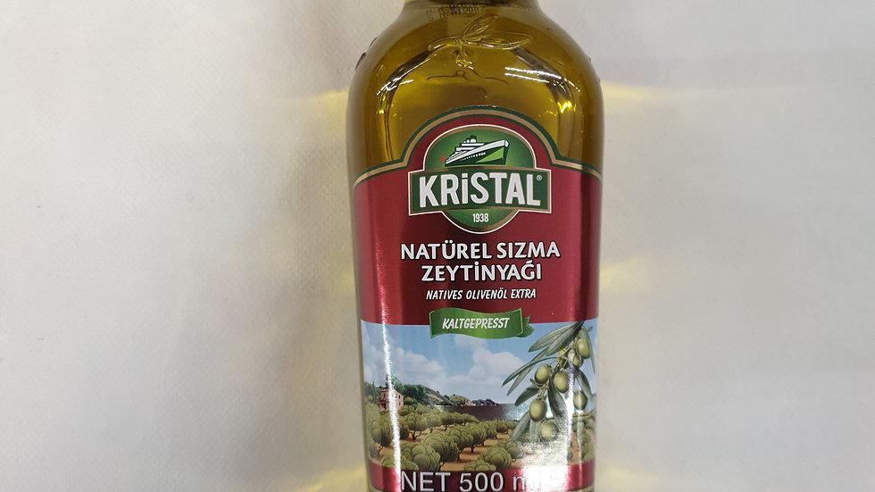 KRISTAL Kaltgepresste Olivenöl 500ml