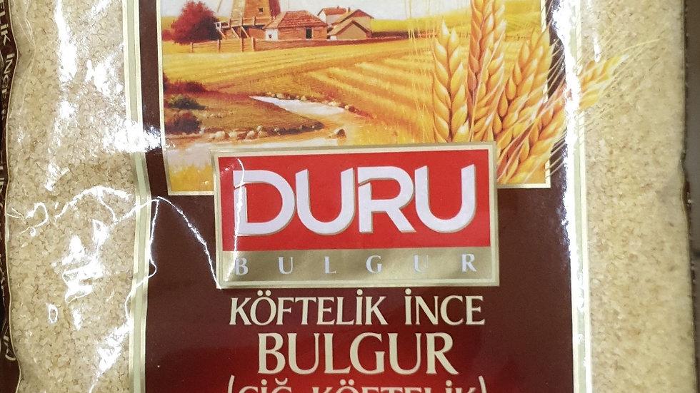 DURU Extra Fein Bulgur 1kg