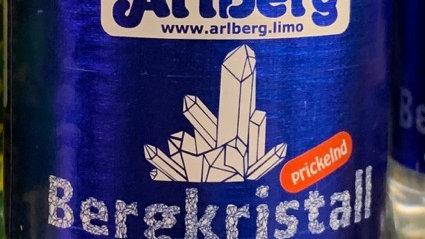 ARLBERG Gebirgewasser prickelnd 0.5L