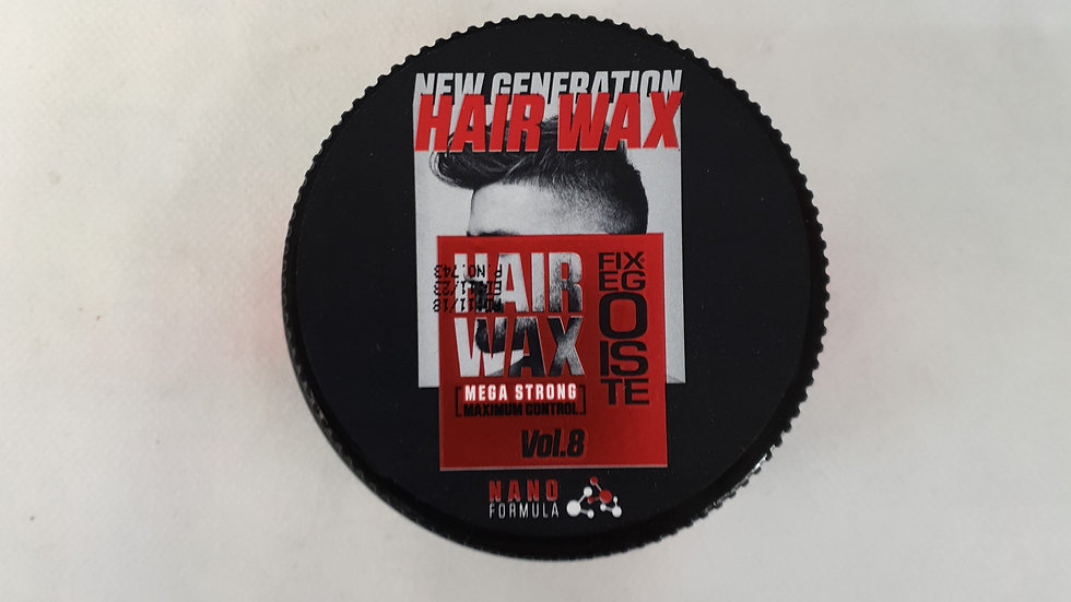 HAIR WAX Mega Strong 150ml
