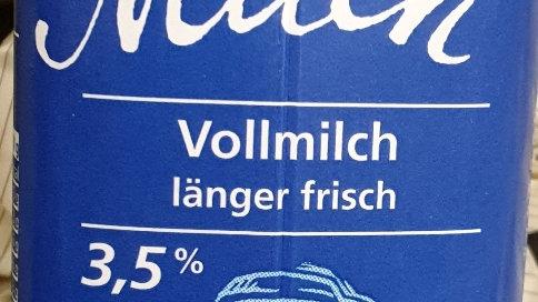 LÄNDLE Vollmilch 3,5% 1L
