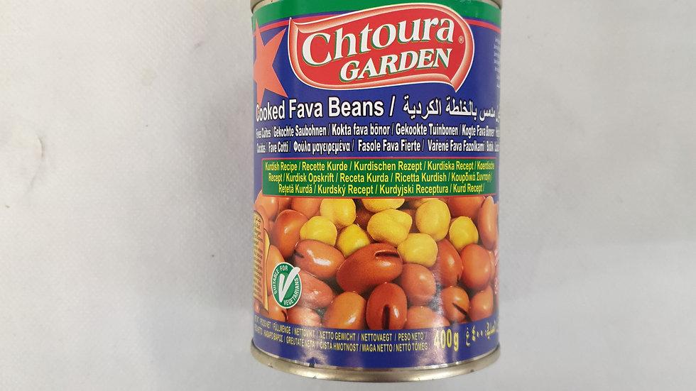 CHTAURA GARDEN Fava Beans 400g