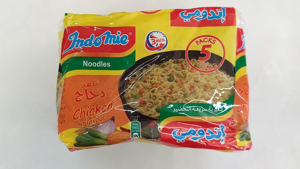INDOMIE Chicken Geschmack 5×75g