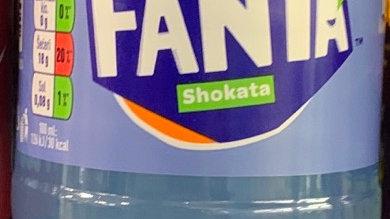 FANTA Shokata 0.5L