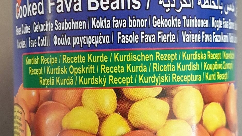 CHTOURA Garden Fava Beans 400g
