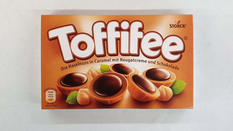 TOFFEE 125g