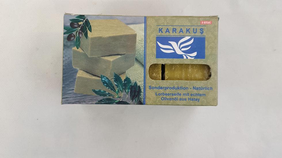 KARAKUS Loorber mit Olivenöl 3 Stk.