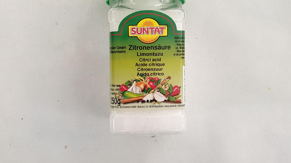 SUNTAT Zitronensäure 250g