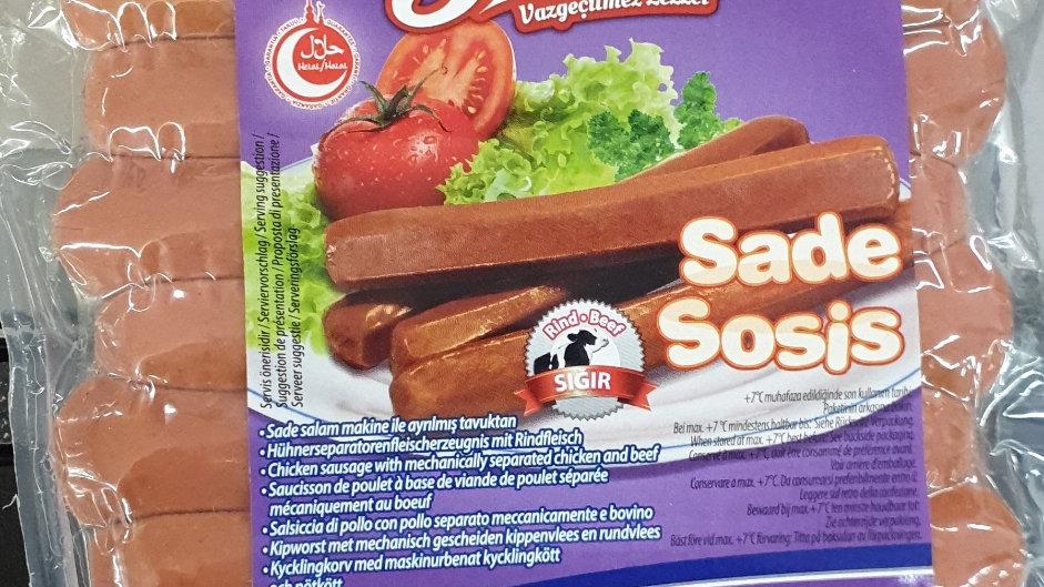 SOHBET Sade Sosis 2kg