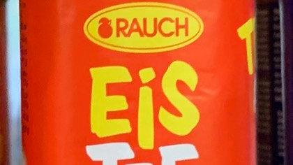 RAUCH Eistee Pfirsich 0.5L
