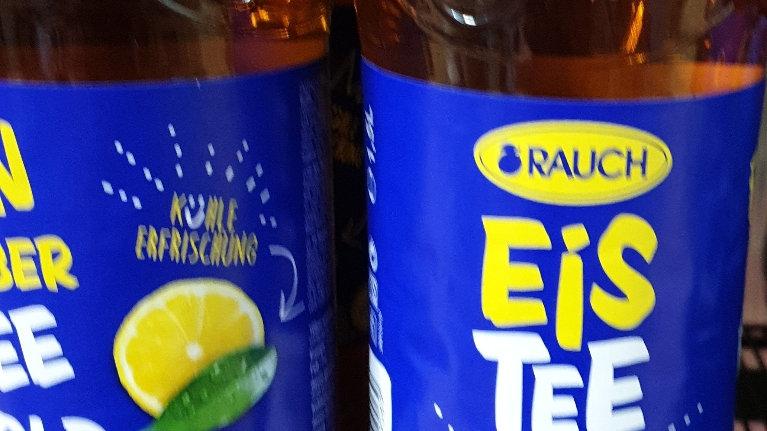 RAUCH EIstee Zitrone 1.5L